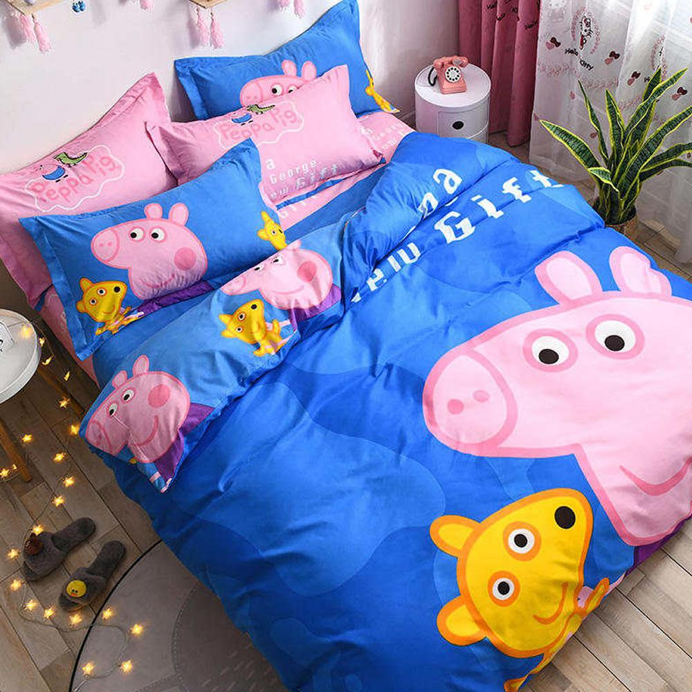 buy peppa pig bedding set
