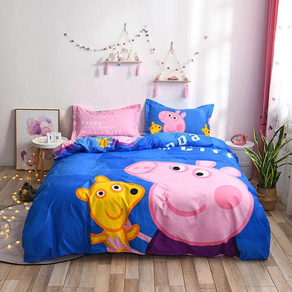 buy peppa pig toddler bedding set