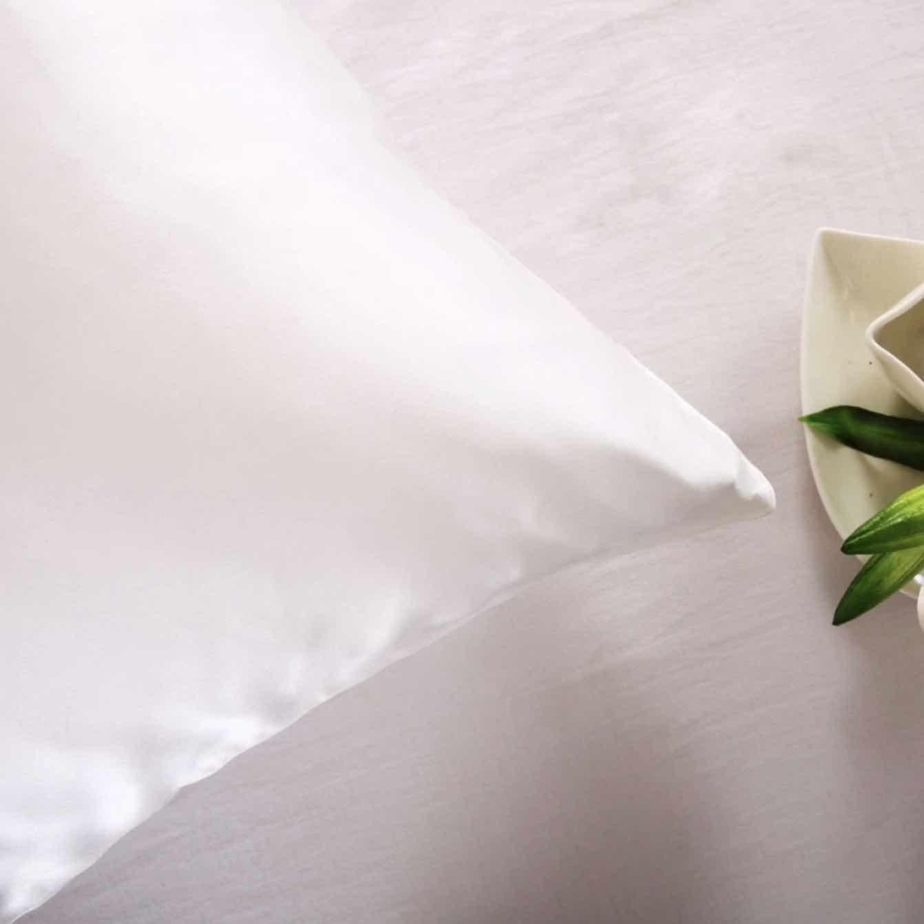 pure silk pillowcase