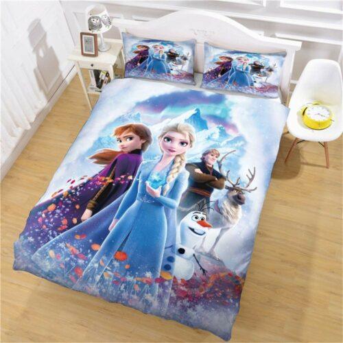 buy frozen bed linen online