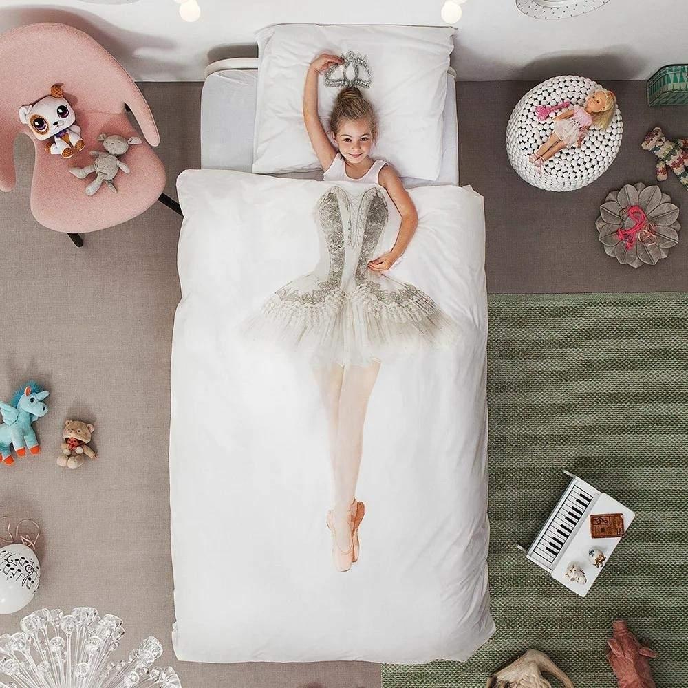 buy kids ballerina bed linen